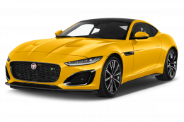 Leasing JAGUAR F-TYPE COUPE en loa ou lld
