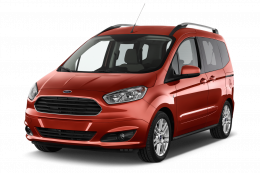 Leasing FORD TOURNEO COURIER en loa ou lld
